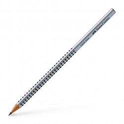 Чернографитовый карандаш GRIP 2001, твёрдость H