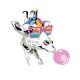 "Набор-стандарт картина по номерам ""Fun Giraffe"" 35х45см ROSA START"