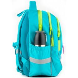 Рюкзак школьный Kite Education Rachael Hale для девочек 800 г 38x28x16 см 18 л Бирюзовый R20-700M