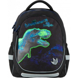 Рюкзак школьный Kite Education Tyrannosaur 800 г Черный K20-700M-2