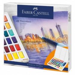 Набор акварели 48 цветов Faber Castell Creative Studio