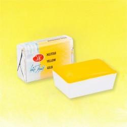 Желтая, акварель «Белые ночи», кювет 2,5 мл